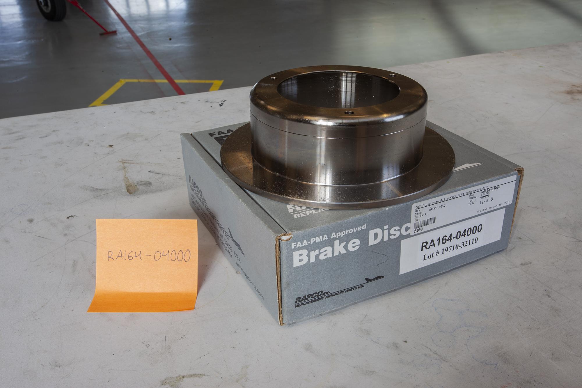 Rapco brake disc RA164-04000