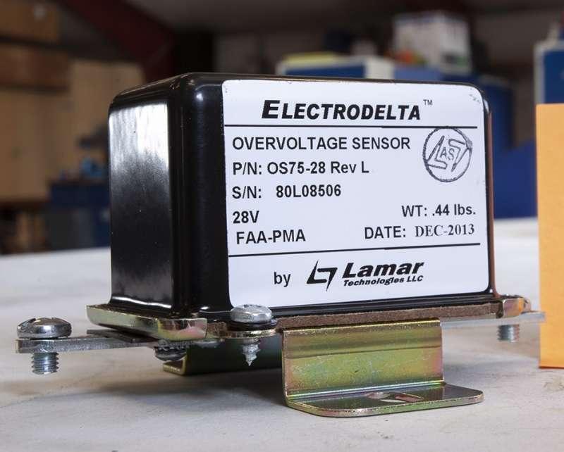 Lamar PN OS75-28 Overvoltage Sensor 28V